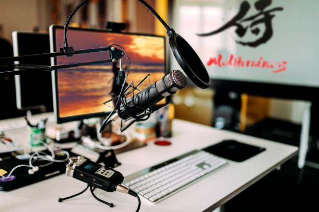 Radio and television programmes for Mediterranean Samurai